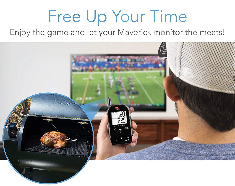 Amazon Maverick Redi Chek Bbq Thermometer Set Maverick Et732