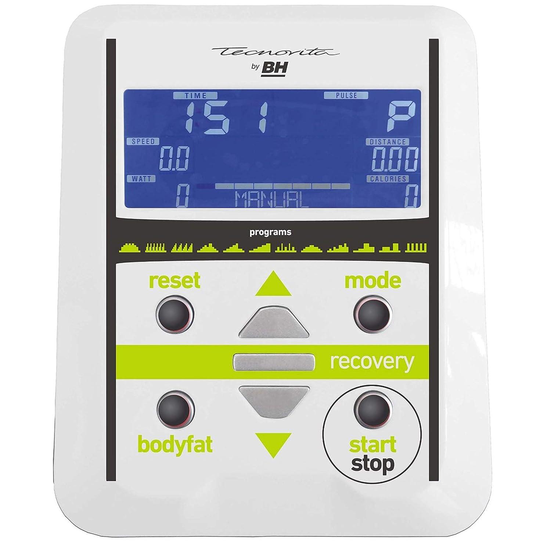 Tecnovita by BH VITABIKE PROGRAM YH202 Bicicleta estática - Monitor LCD - 22 Programas - Volante de 7 Kg (Reacondicionado Certificado): Amazon.es: Deportes ...