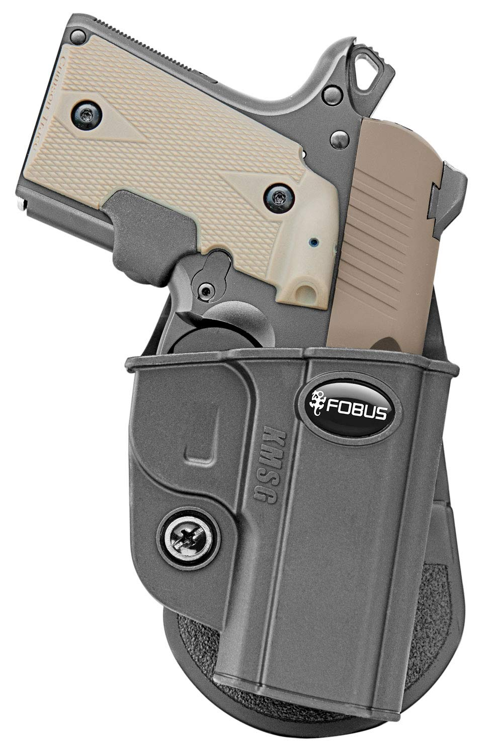 Fobus GL42ND Evolution Holster for Glock 42 Right Hand Paddle