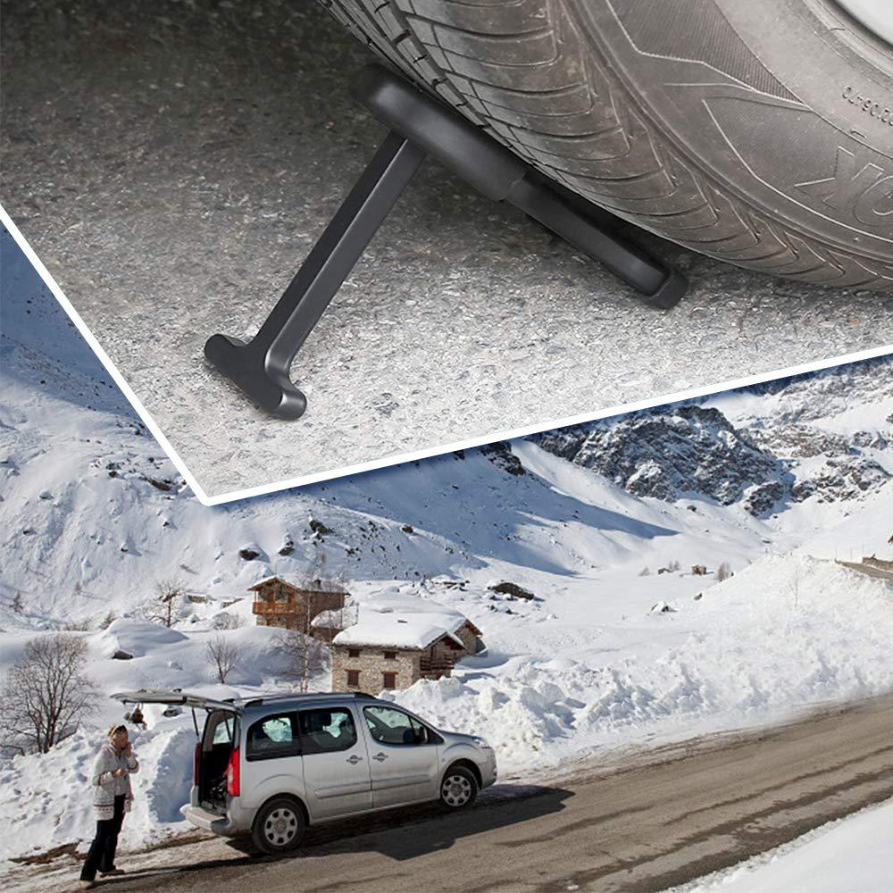 Car Doorstep- 5 in 1 Rooftop Doorstep for Car SUV Truck Vehicle Hooked on Slam Latch Door Step Easy Access to Rooftop (2019 Update)