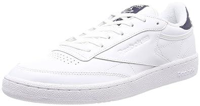 13a527a8ce4d7 Reebok Men Shoes Sneakers Club C 85 EL  Amazon.co.uk  Shoes   Bags