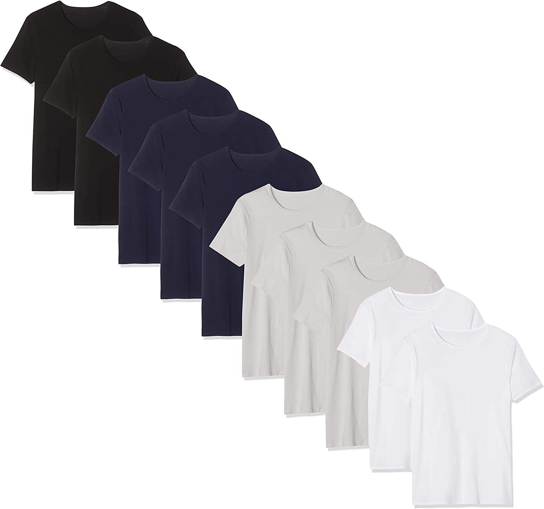 Maglev Essentials Camiseta Hombre Pack de 10