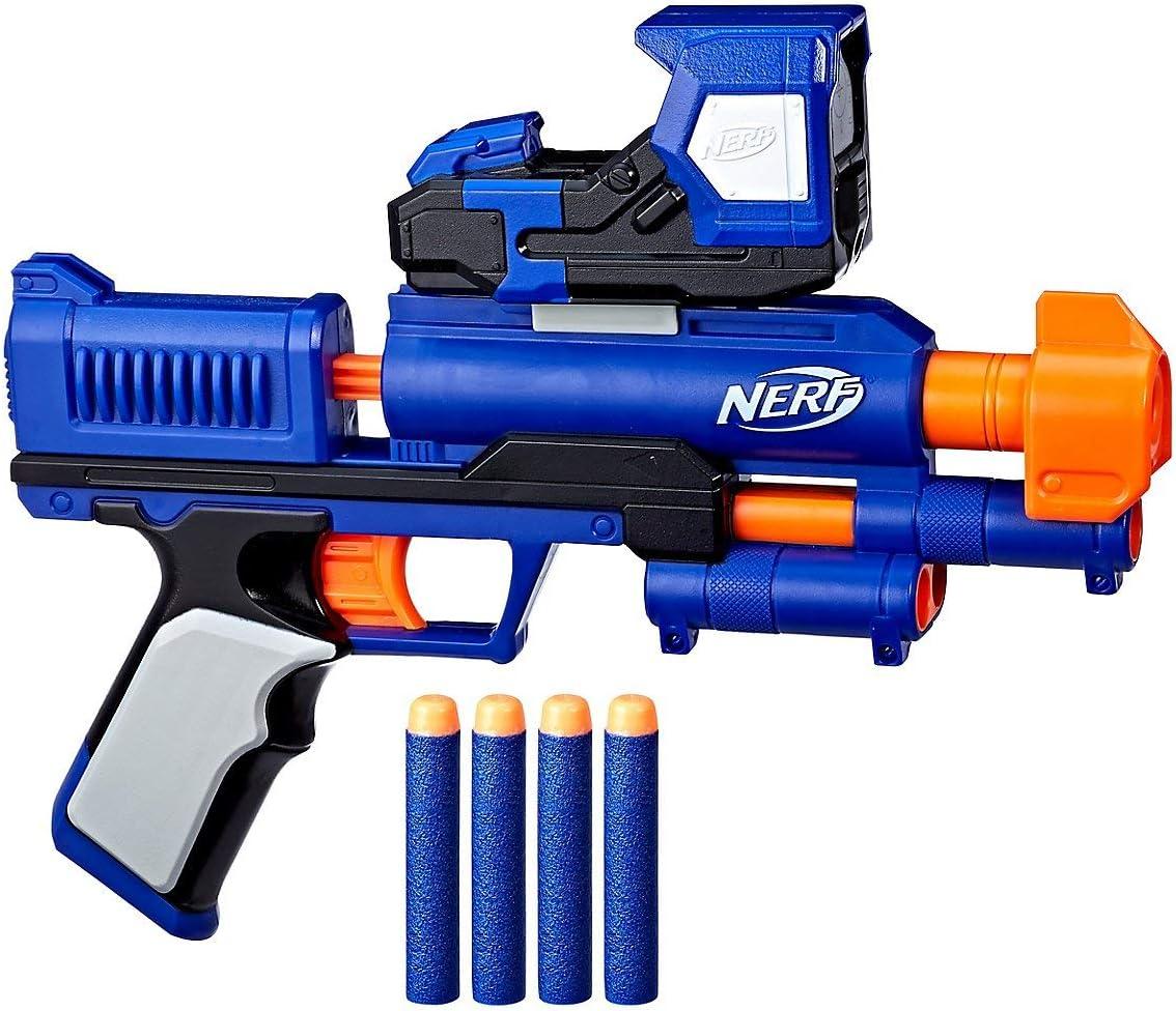 Hasbro NERF N-Strike Elite Surestrike - Dart Blaster con Red Dot Visor