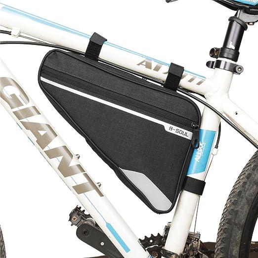 Bolsa de ciclismo El bolso impermeable para triángulos para ...