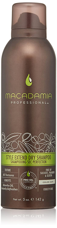 Macadamia Professional Style Extend Dry Shampoo - 5 oz Macadamia Natural Oil MAM500108