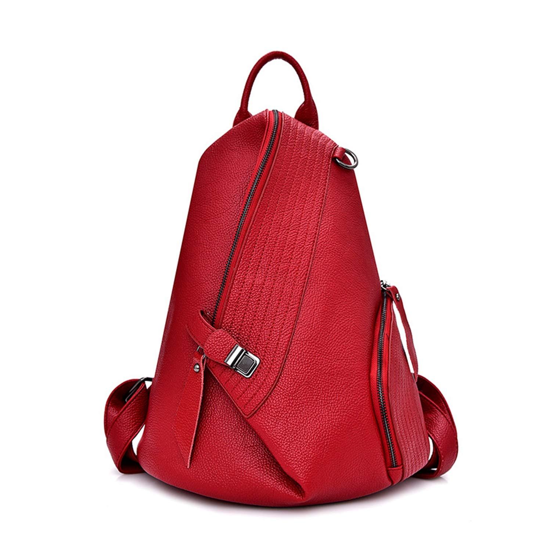 Amazon.com: New Bagpack 2019 Designer Backpacks Travel Shoulder Bag Female Backpack for Girlss Vintage Bagpack Ladies Mochilas Back Pack: Computers & ...