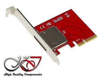 KALEA-INFORMATIQUE - Controlador PCIe para Tarjeta XQD 2.0 ...