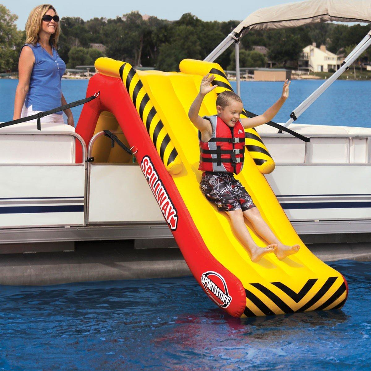 Sportsstuff Spillway Inflatable Boat Slide Rutsche