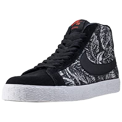 check out cd882 c695a Nike SB Blazer Zoom Mid Jungle Pack Mens Trainers Amazon.co.uk Shoes   Bags