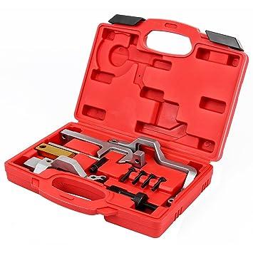 Ambienceo Kit de herramienta de bloqueo de sincronización de motor de coche 10PC: Amazon.es: Coche y moto