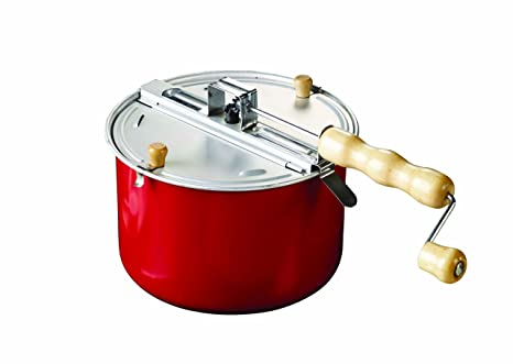 Traditional Stove Popcorn Popper
