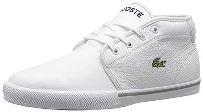 Lacoste Men's Ampthill Lcr3 Shoe, White, ...