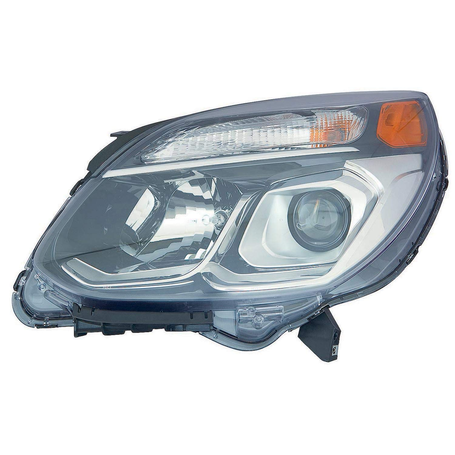 Headlight Assembly Multiple Manufactures GM2502424C Standard No variation
