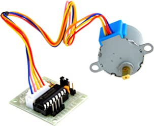 Neuftech con 5 V DC Motor Paso a Paso Arduino 28BYJ-48 28BYJ48 5 Cable