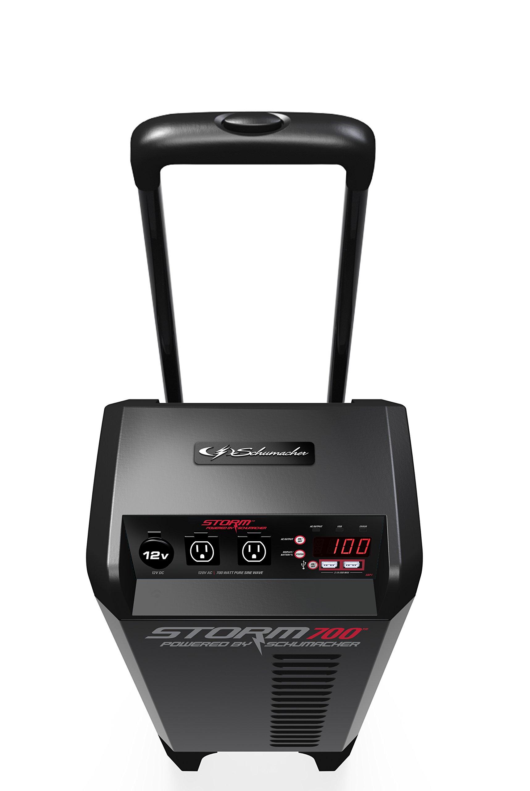 Schumacher SBP1 Storm 700W Portable Power Unit by Schumacher