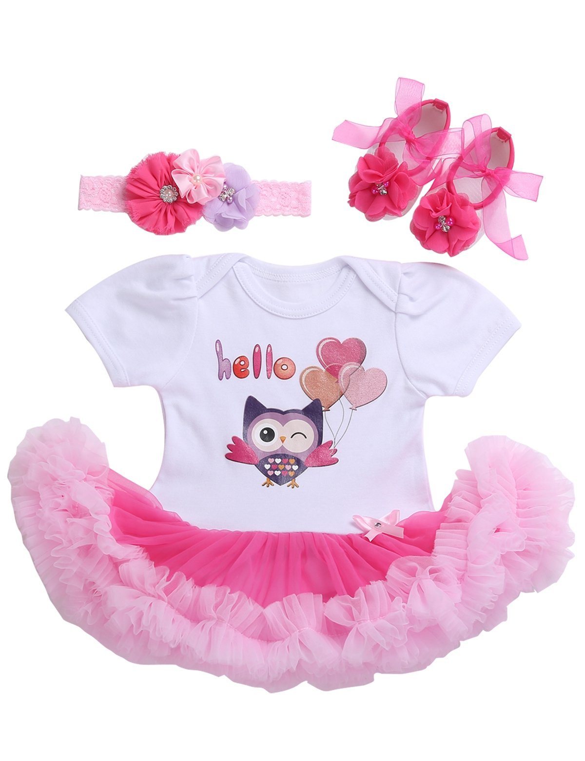 a4f56e2b8a2c8 Baby Girl 1st Birthday Party Dresses