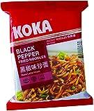 KOKA Signature Black Pepper Fried Noodles(85g x 4 Packs)