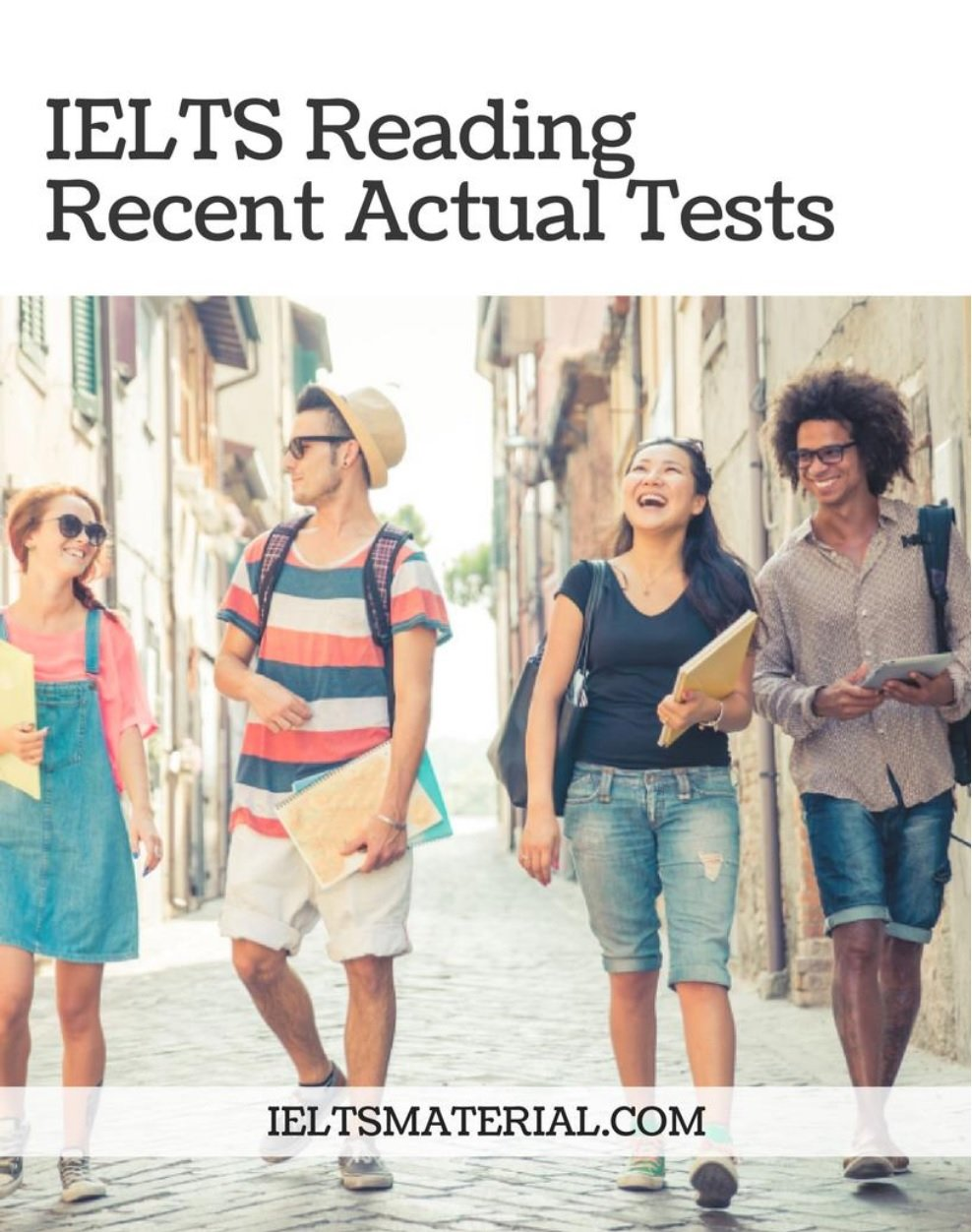 IELTS READING RECENT ACTUAL TESTS WITH ANSWERS (IELTS Material Book
