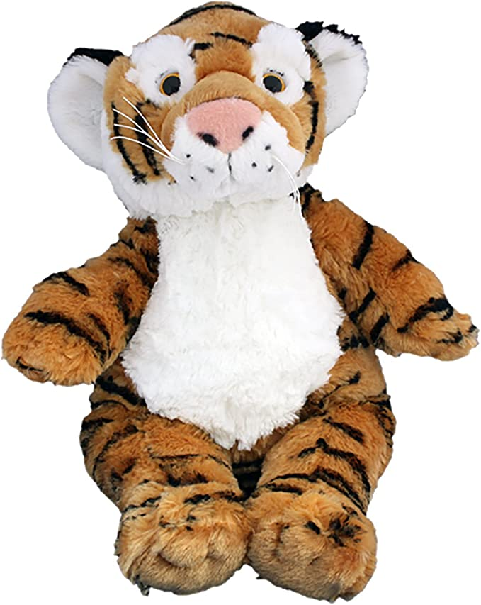 Amazon.com: Animal de peluche Make Your Own Tigre de Bengala ...