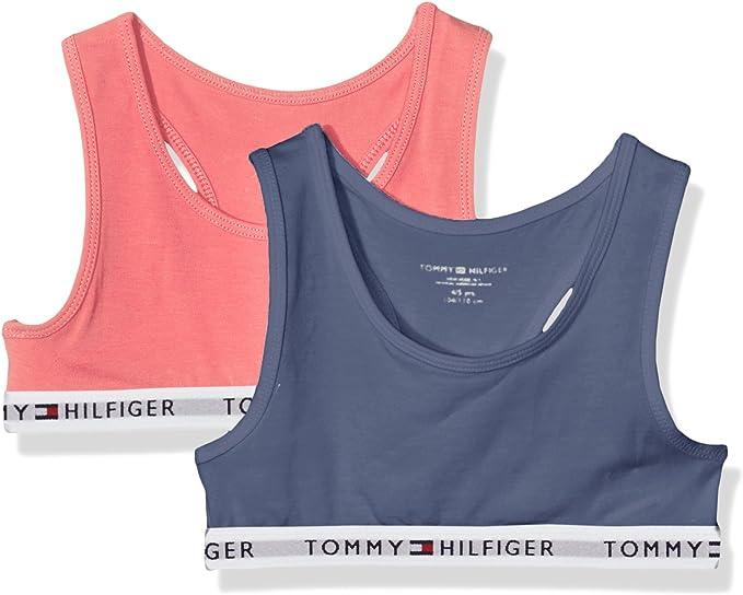 Tommy Hilfiger Corsé (Pack de 2) para Niñas: Amazon.es: Ropa y accesorios
