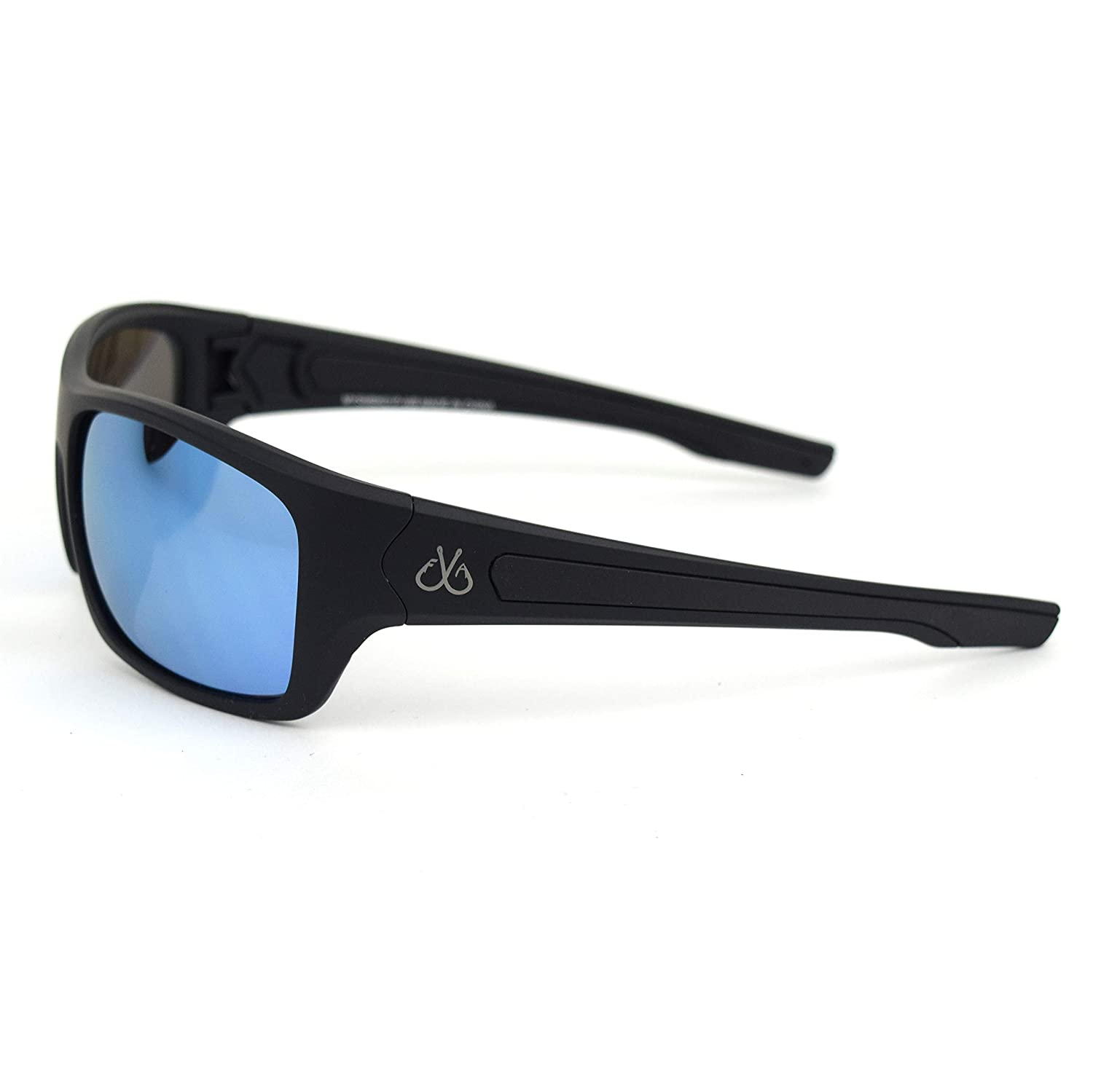 Filthy Anglers Mystic Polarized Sport Fishing Sunglasses for Men and Women Multiple Colors