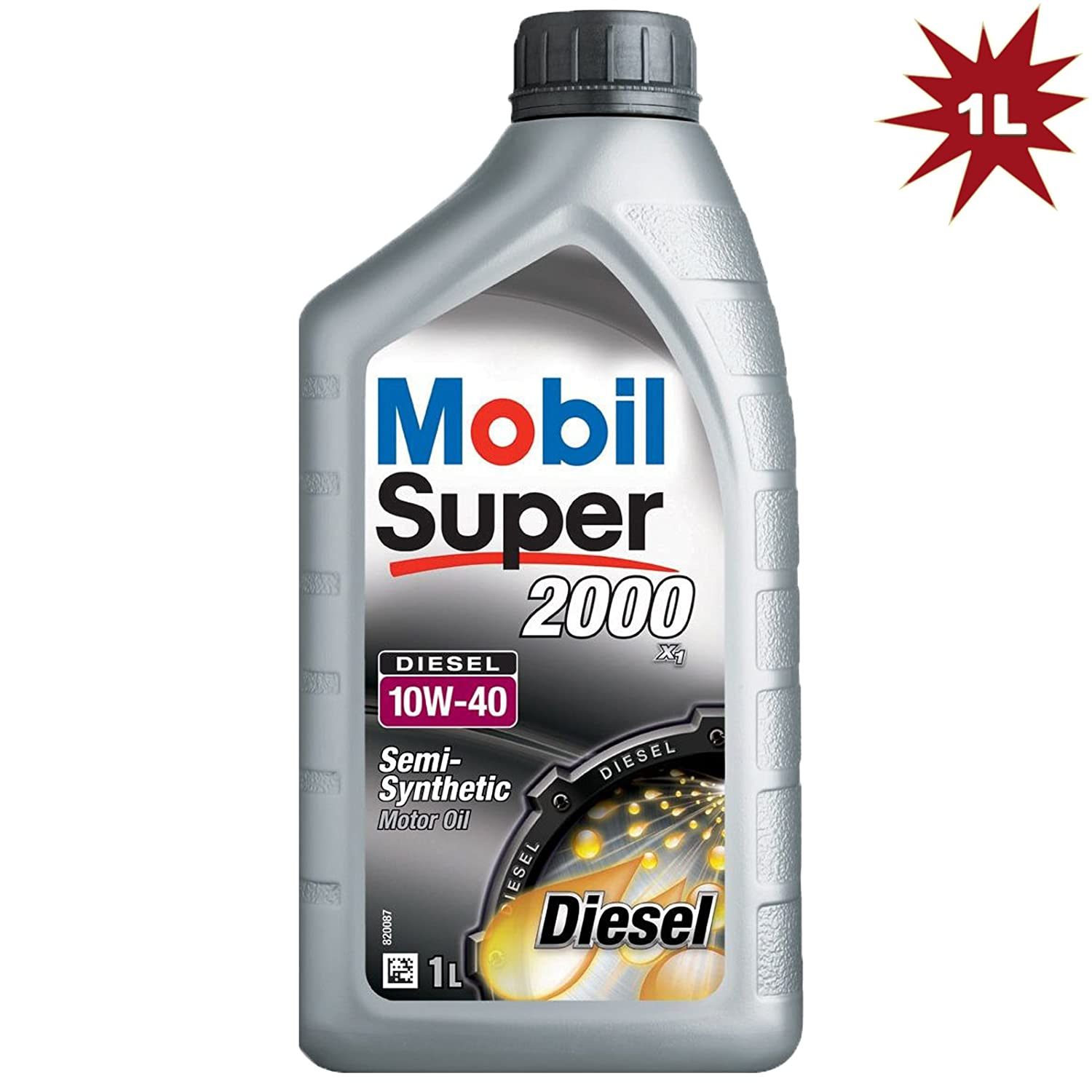Oil Mobile 10W-40 (semisynthetic): user reviews
