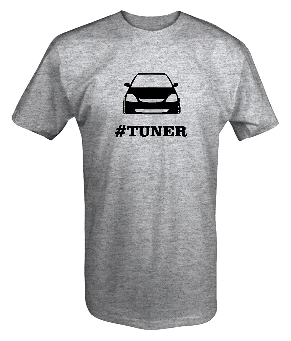 Honda Civic Si Racing Lowered #TUNER T shirt Large OS/_M187