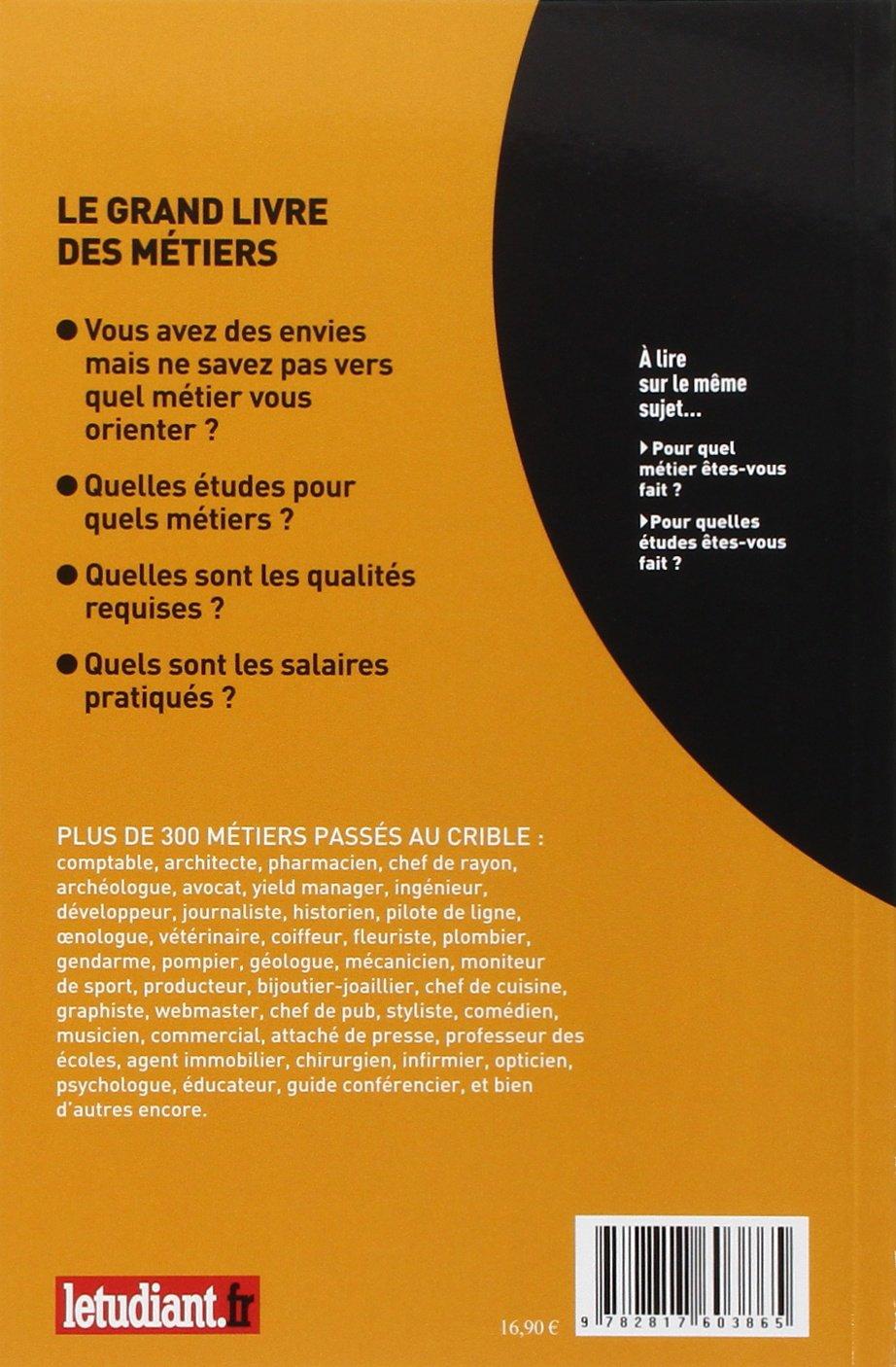 Le grand livre des métiers: Amazon.es: Céline Authemayou: Libros en idiomas extranjeros