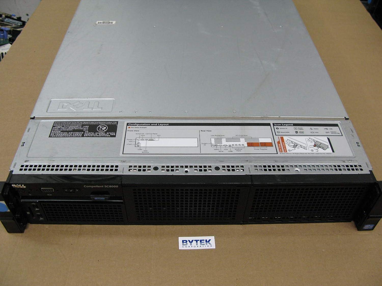 Dell Compellent SC8000 Controller 2X Xeon E5-2640 6-Core 2.