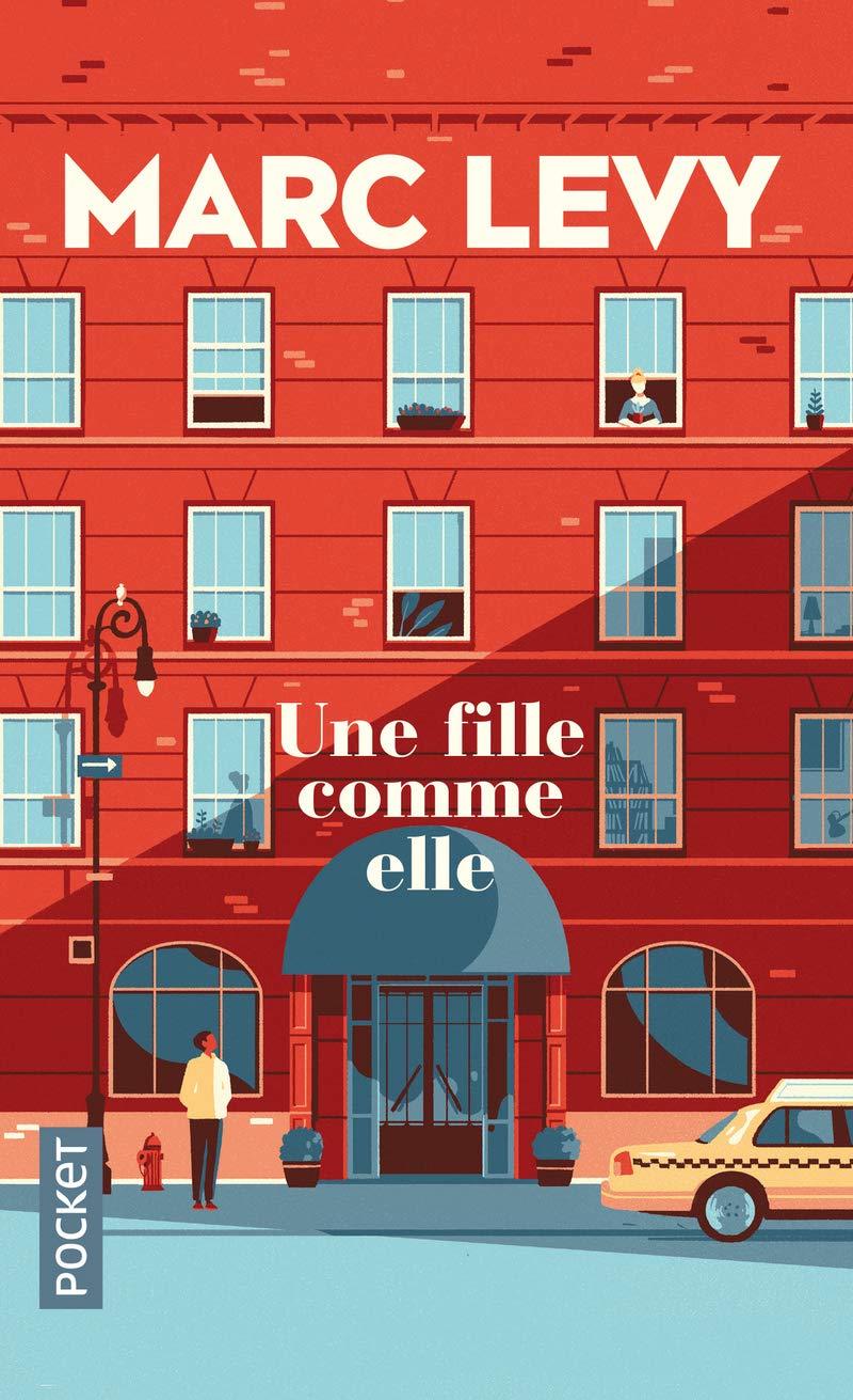Cover: Marc Levy Une fille comme elle