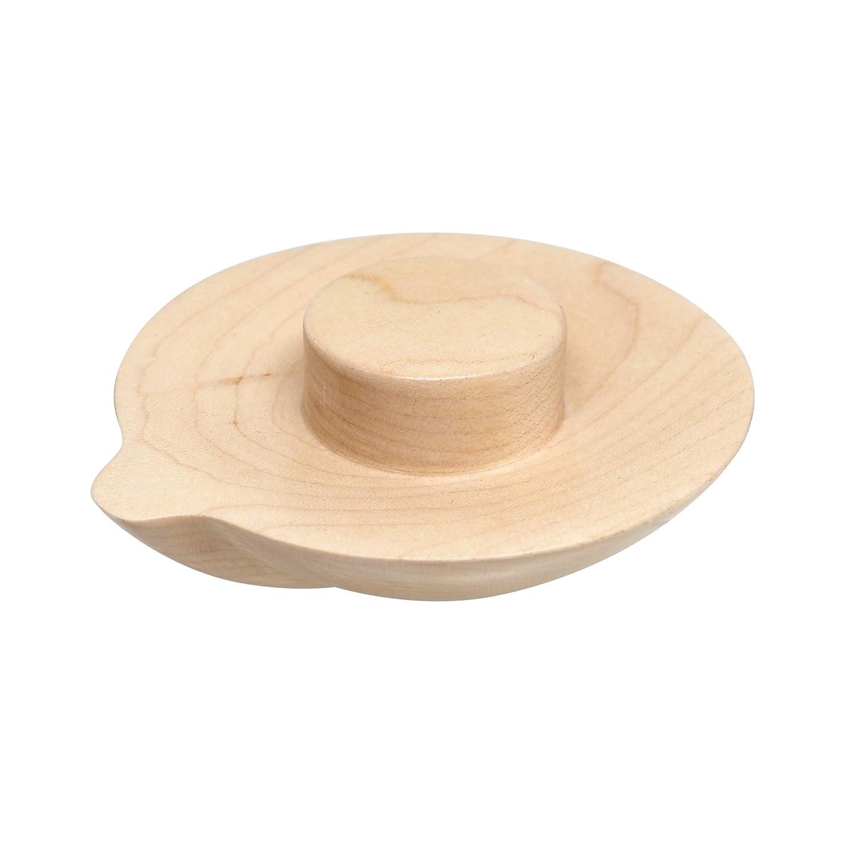 木製蓋/カバーfor Chemexコーヒーメーカー8-cup Jupiter Jupiter ブナ B07G4GQNDX