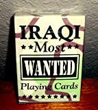 Bicycle Iraqi Most Wanted Playing Cards