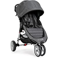 Baby Jogger City Mini Single Stroller, Charcoal