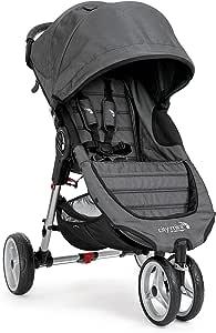 Baby Jogger City Mini Single Stroller, Charcoal