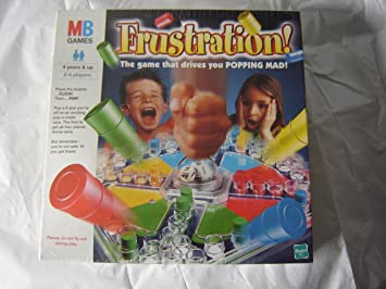 Frustration! by MB Games: Amazon.es: Juguetes y juegos