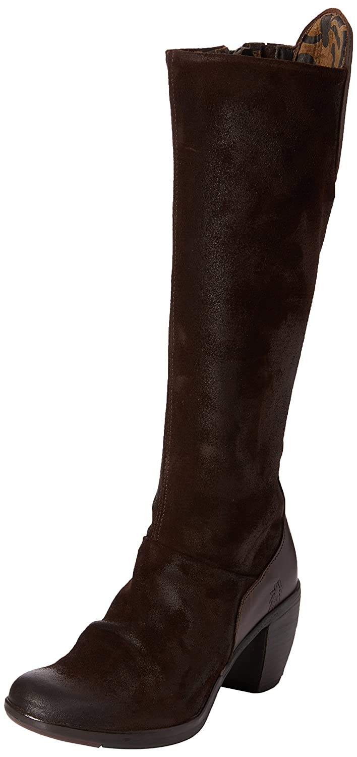 Fly London Hean127fly, Bottes Hean127fly, Femme, Femme, Vierge Marron (Expresso 437/Dk. Brown) f07a973 - robotanarchy.space