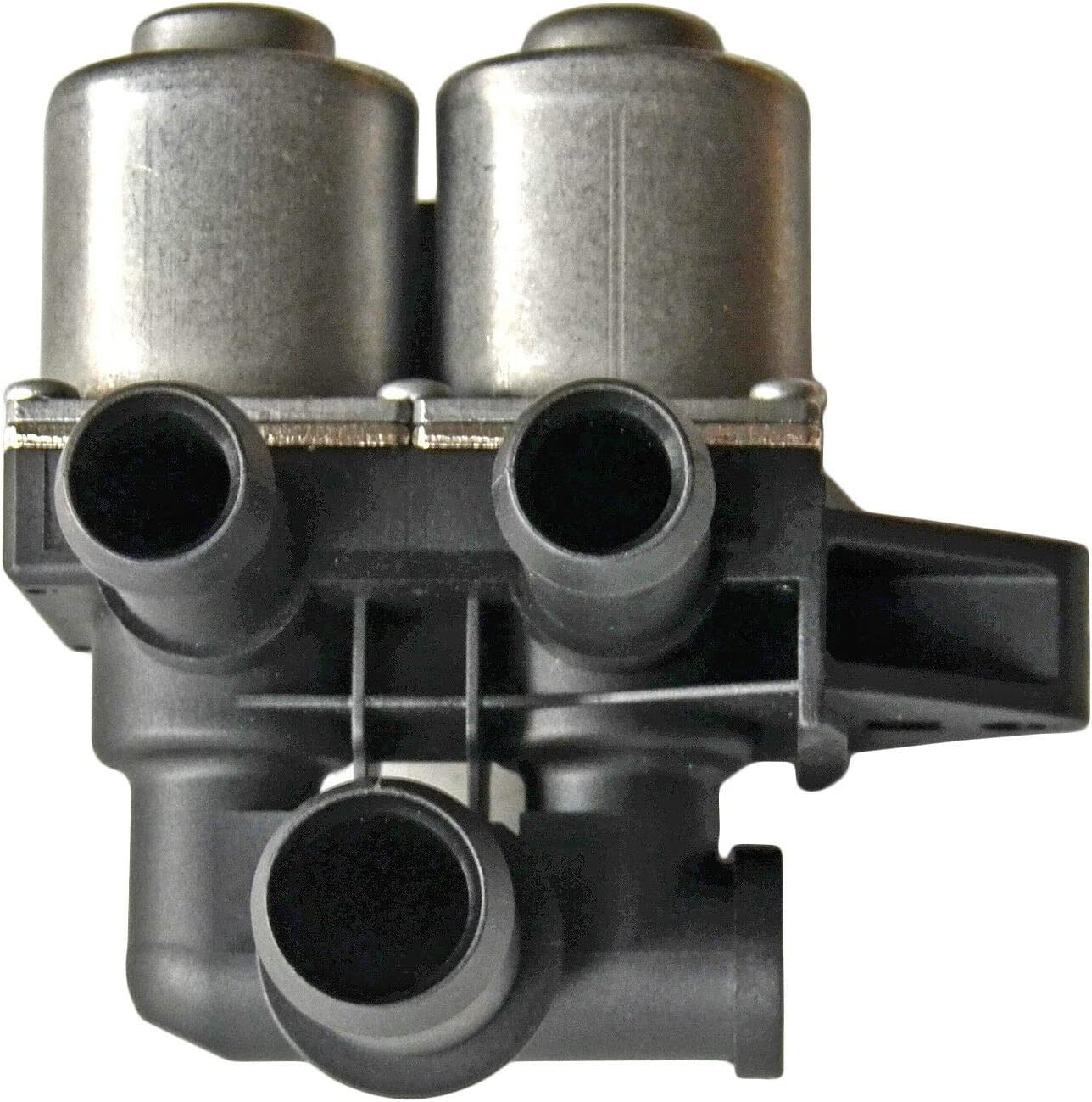 2002-2008 MSQ-CD Heater Control Water Valve For Jaguar S-Type With 3 Ports XR840091 6860143 1147412175