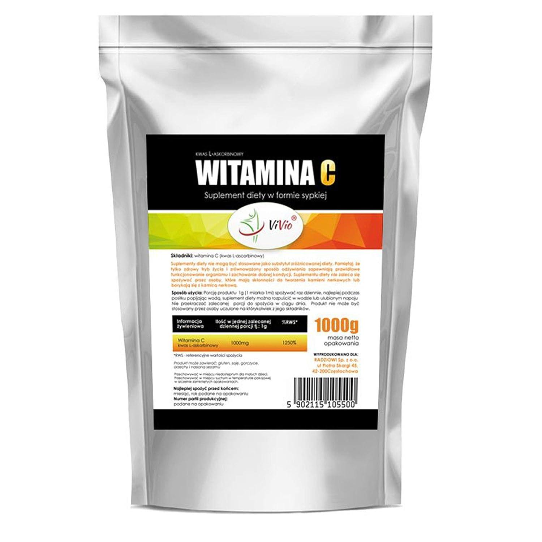 Vitamina C en polvo 1000g