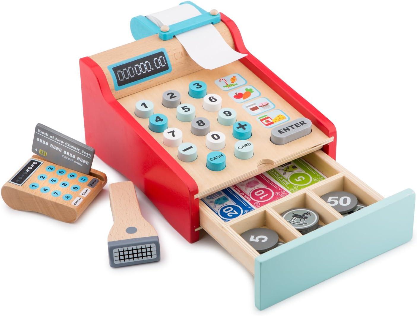 Pinolino Marktstand Lucy - New Classic Toys Kasse