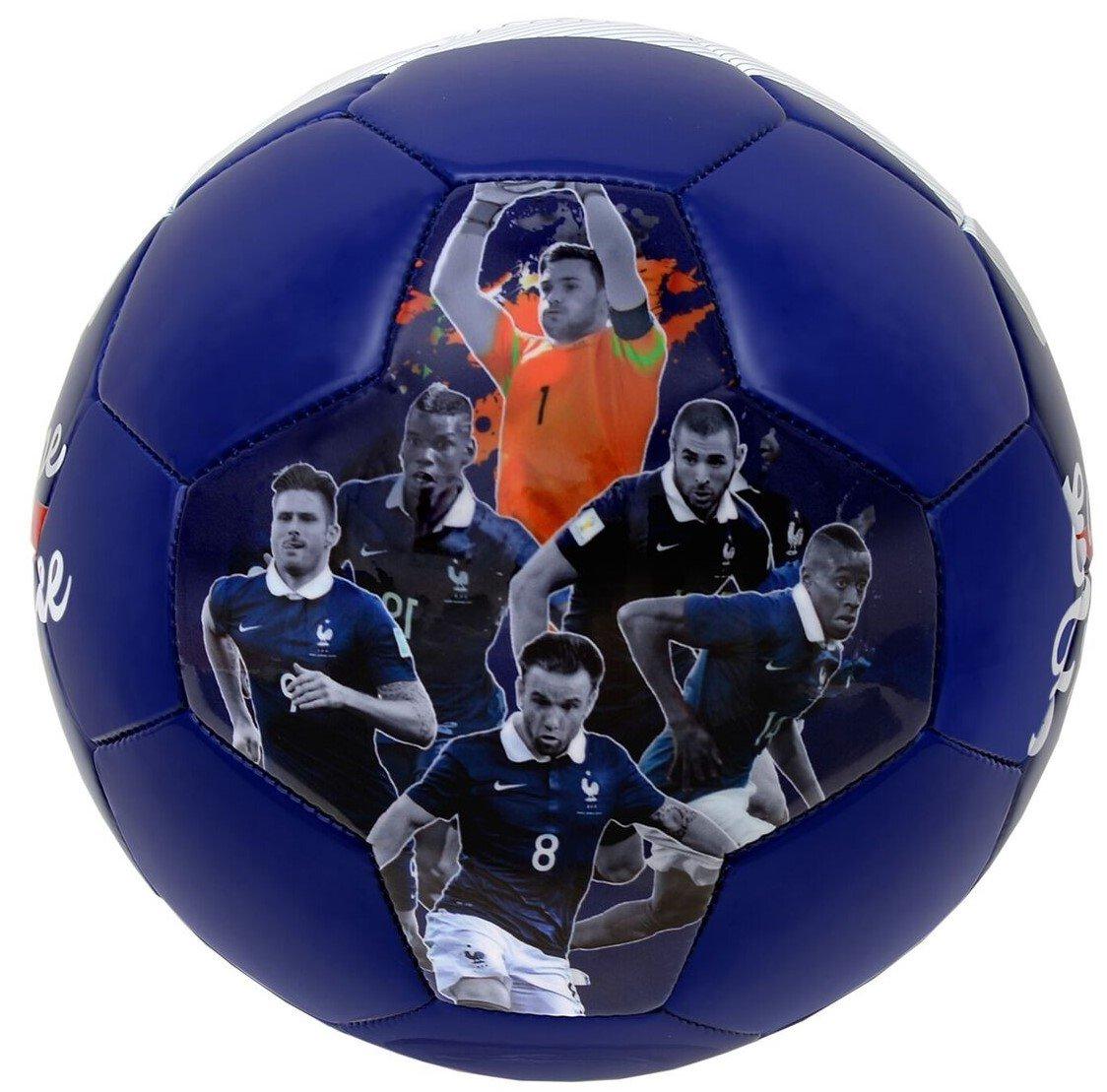 Balón de fútbol FFF, colección oficial de la selección francesa ...