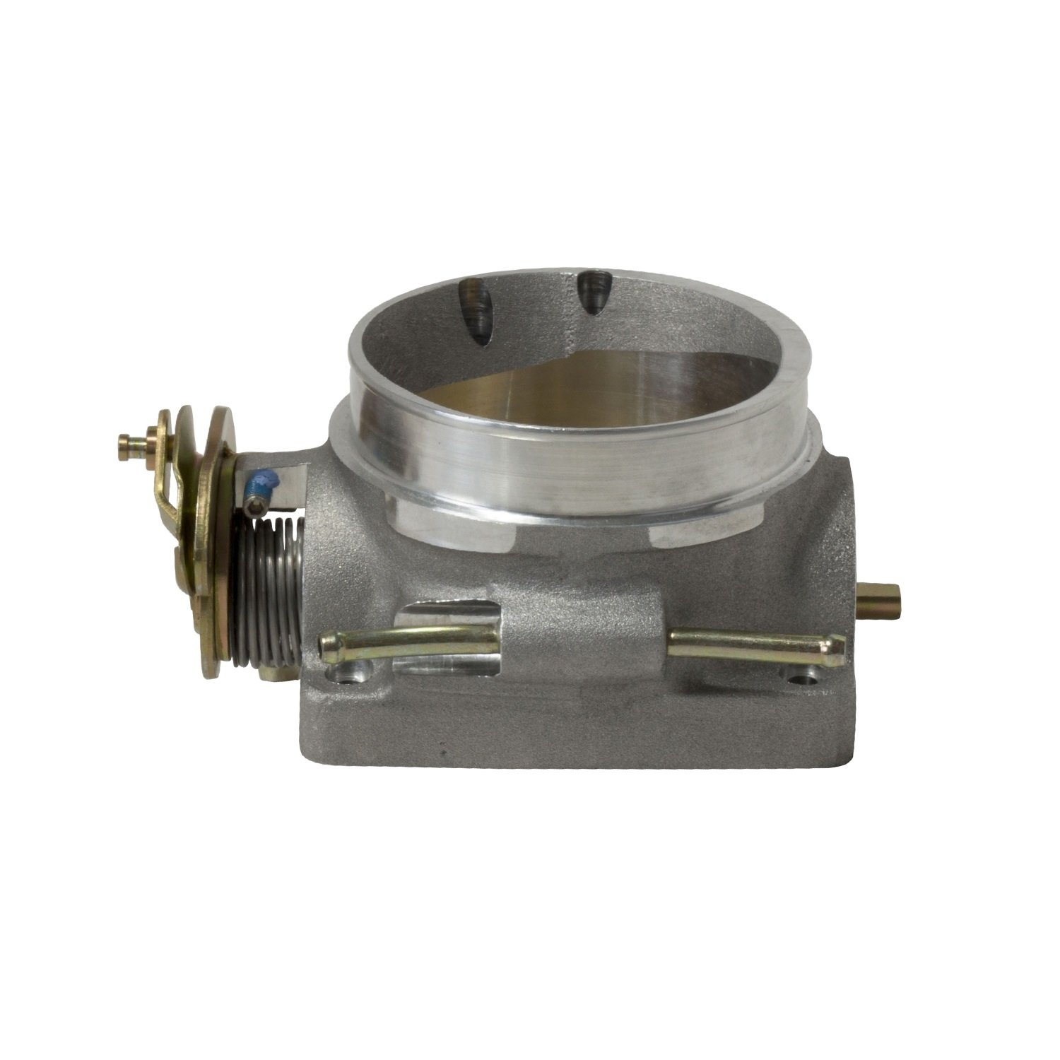 BBK 17090 85mm Throttle Body - High Flow Power Plus Series for GM LS1 Camaro, Firebird, GTO GM Full Size 4.8L,5.3L, 6.0L