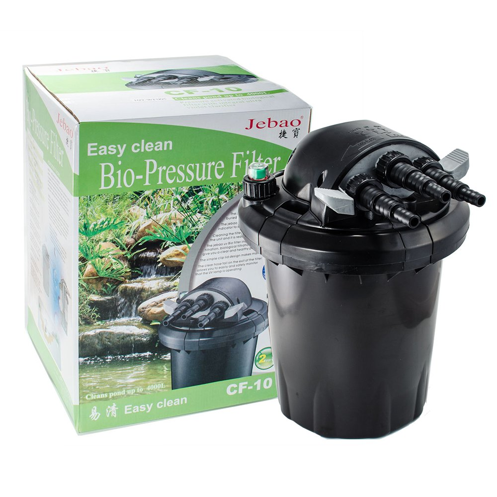 Jebao CF-10 Pressured Pond Bio Filter