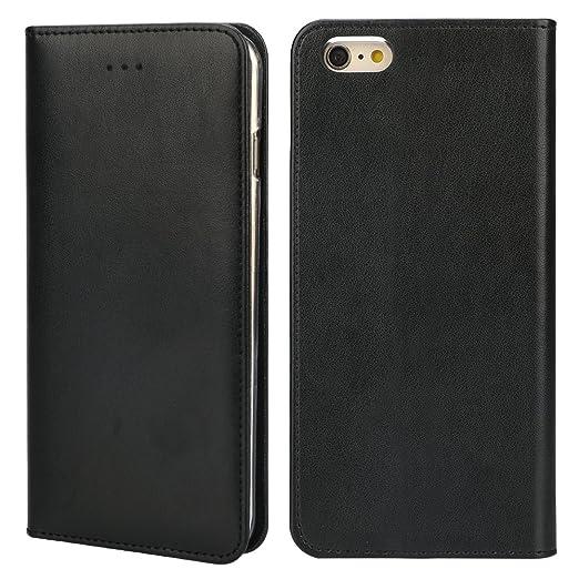 30 opinioni per IPHOX iPhone 6S Plus/ 6 Plus Custodia Litchi Skin Pu Portafoglio Protettiva in