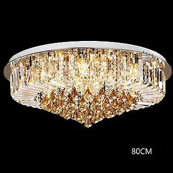 Aluk Europaische Kristall Lampe Wohnzimmer Schlafzimmer E14