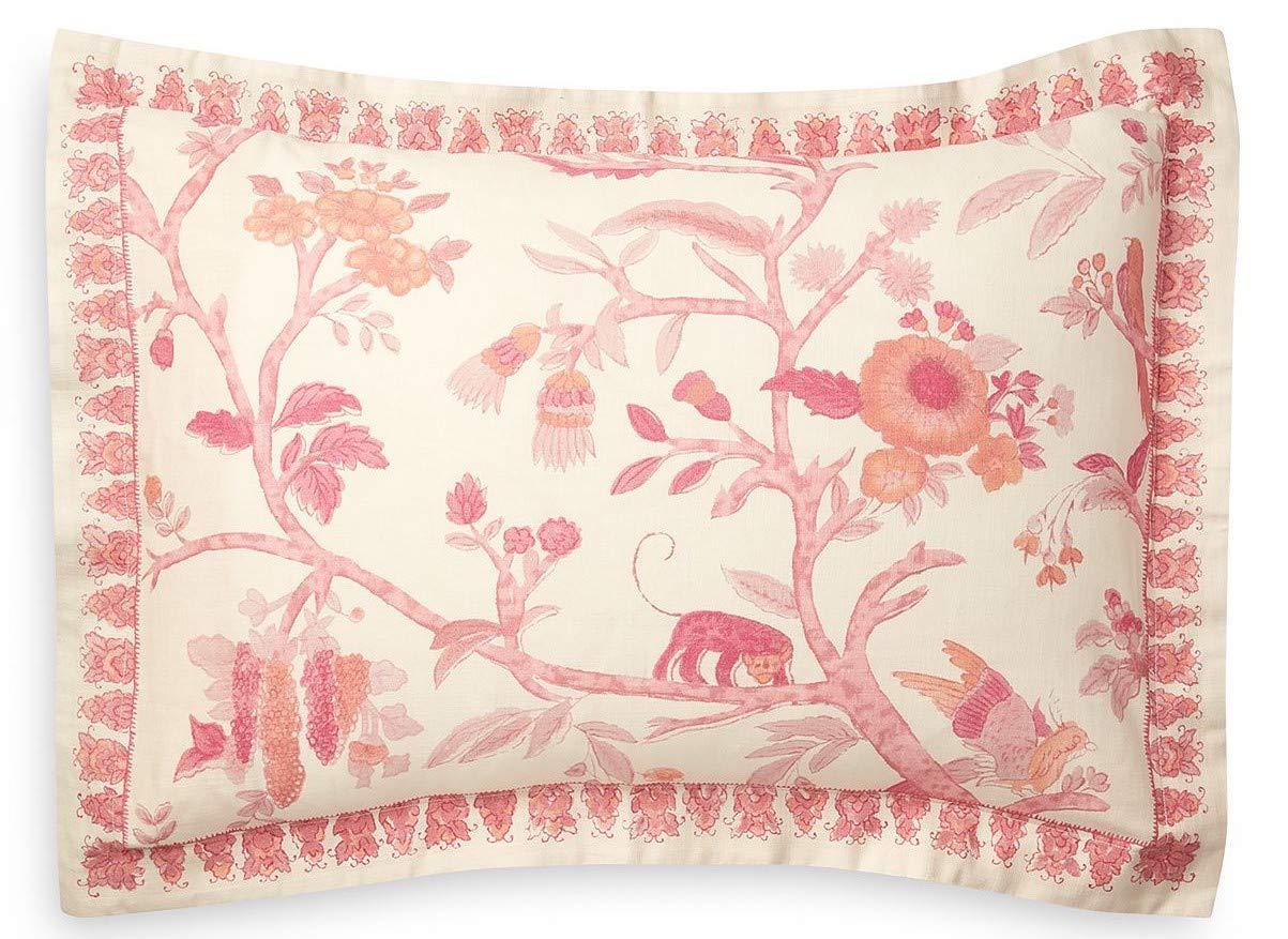 RALPH LAUREN Analena Marissa Pink Standard Pillow Sham