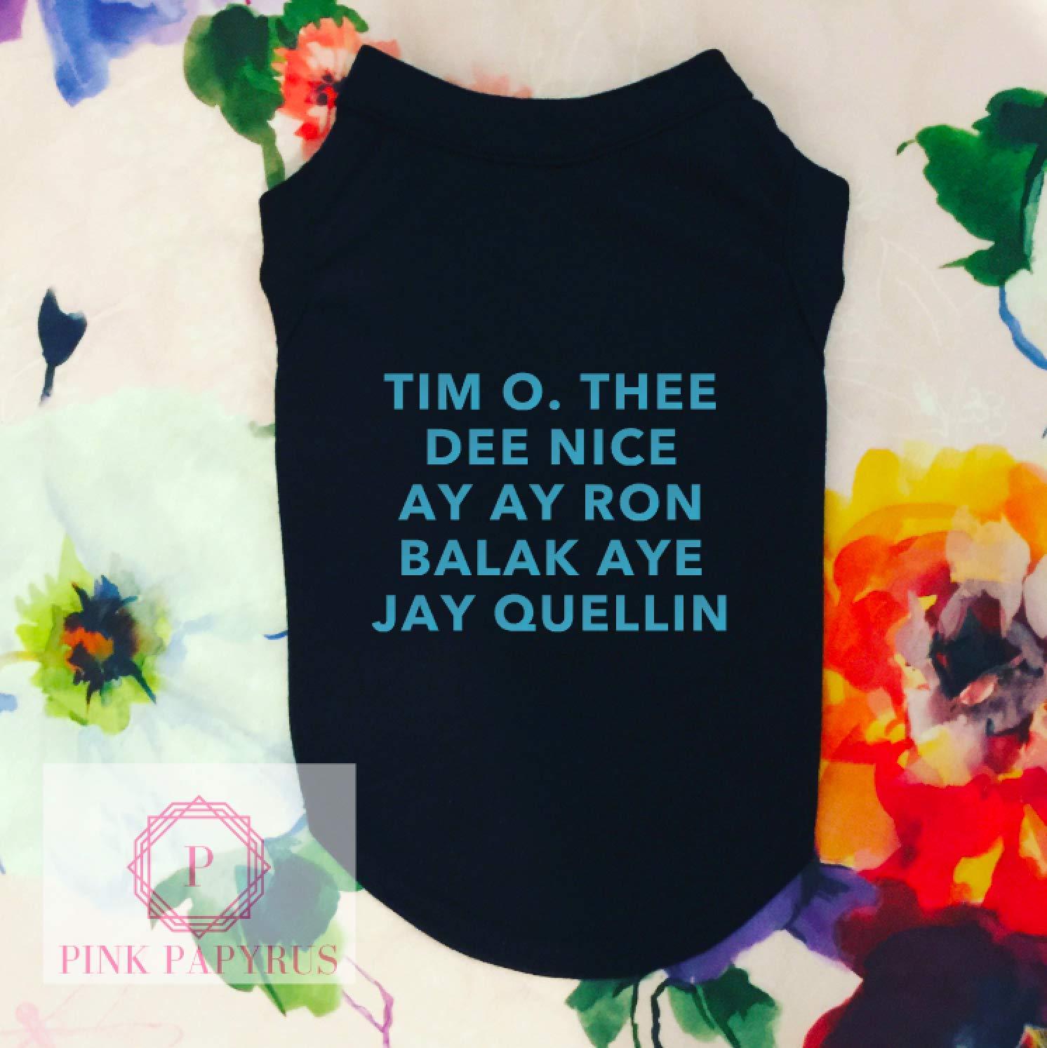 Ay Ay Ron Dog Shirt