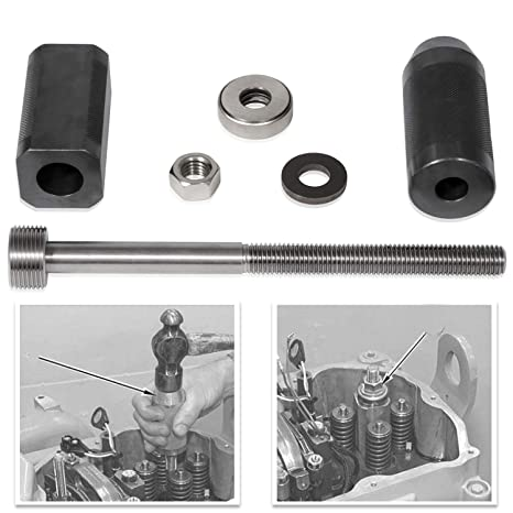 Yoursme 9U-6891 Injector Sleeve Remover Installer Set for CAT 3406E C10 C12  C15 C16 and C-18 On-Highway Engines