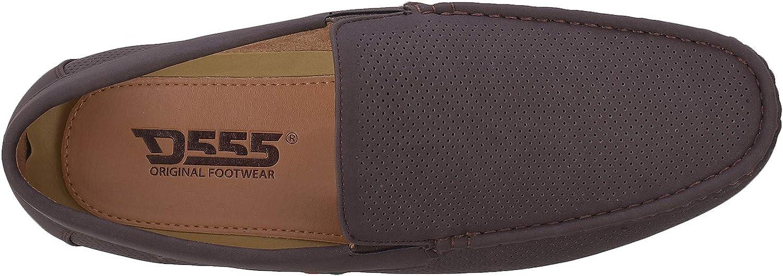 Hommes A Enfiler Tailles Sup/érieures Chaussures D555 Duke Union UK 12-15 UE 47-50