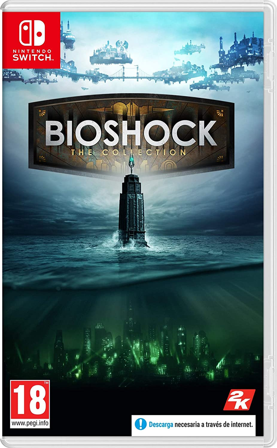 Bioshock The Collection: Amazon.es: Videojuegos