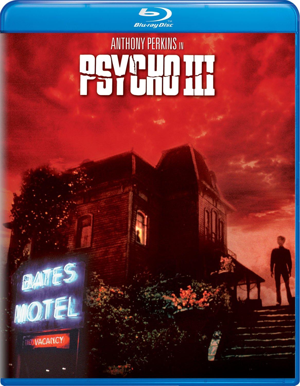Blu-ray : Psycho Iii (Blu-ray)